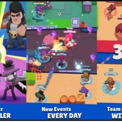 Supercell's Brawl Stars is globally launching in December, and you can pre-register right now